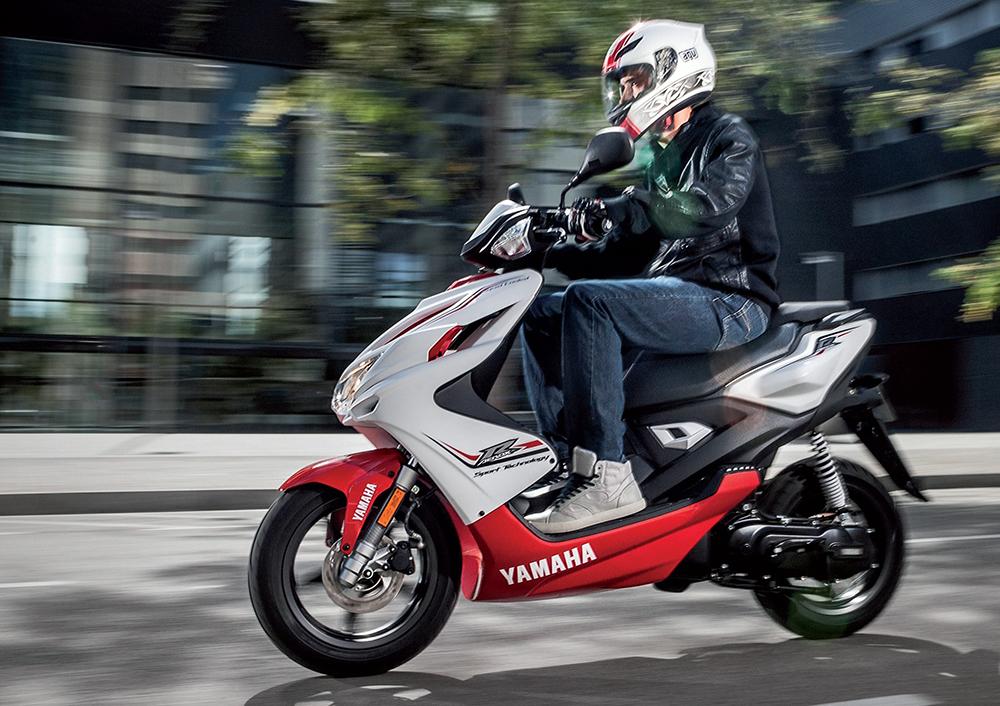 Yamaha Aero X50