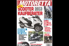MOTORETTA Roller Kaufberater 2013